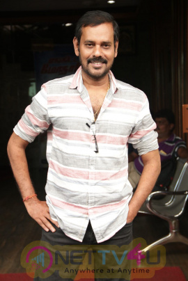 Actor Natty Press Meet Classy Stills