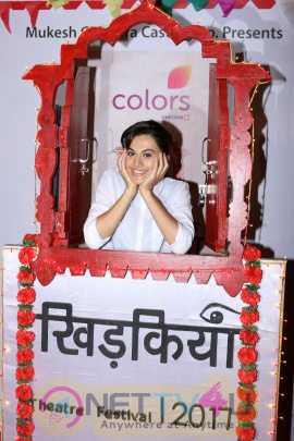 Colours Khidkiyaan Theatre Festival 2017 Beautiful Photos Hindi Gallery