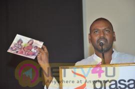 Motta Shiva Ketta Shiva Movie Press Meet Exclusive Stills Tamil Gallery