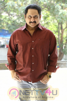 Actor Suman Interview Images