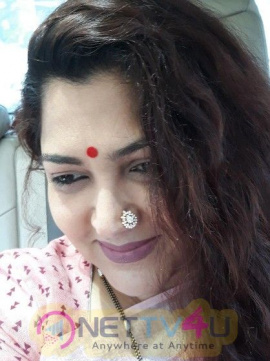 Actress Khushboo Sundar Lovely Images