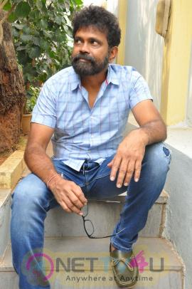 Director Sukumar Interview Pics