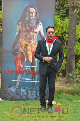 Pandimuni Movie Press Meet Photos
