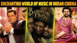 The Enchanting World Of Music In Indian Cinema