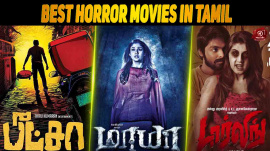 10 Best Horror Movies In Tamil