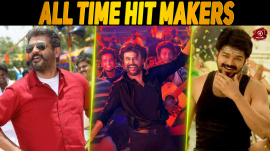 10 Tamil Actors Whose Movies Were Hits All The Time