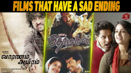 10 Tamil Films That Have A Sad Ending