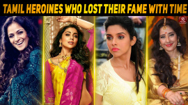 10 Tamil Heroines Who Lost Their Fame With Time