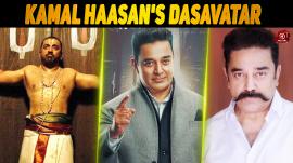 Kamal Haasan's Dasavatar
