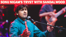 Sonu Nigam's Tryst With Sandalwood