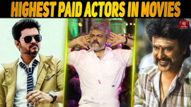 Top 10 Highest Paid Tamil Actors