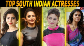 Top 10 South Indian Actresses