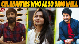 Top 10 Tamil Celebrities Who Also Sing Well