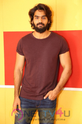 RX 100 First Single Nippai Ragile Launch At Radio Mirchi Pics Telugu Gallery