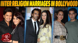 Top 10 Inter Religion Marriages In Bollywood