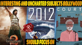 Top 10 Interesting And Uncharted Subjects Bollywood Should Focus On