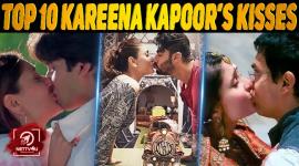 Top 10 Kareena Kapoor's Kisses