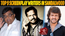 Top 9 Screenplay Writers In Sandalwood