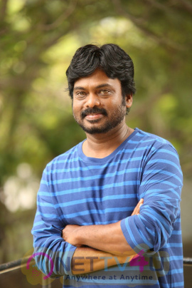 Director Karunakaran Good Looking Photos