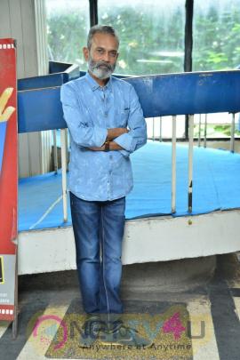 Divya Mani Telugu Movie Team At Padmavathi Theatre Images