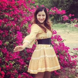 Actress Priyanka Kandwal Alluring Images