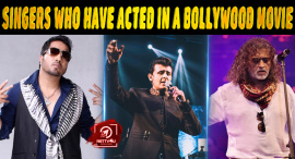 Bollywood Singers Who Have Acted In A Bollywood Movie
