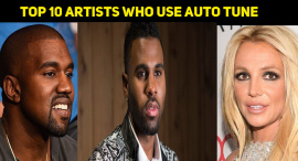 Top 10 Surprising Artists Who Use Auto Tune
