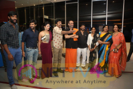 Celebrities Watch Garuda Vega Pics Telugu Gallery