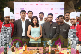 Christmas Cake Mixing Ceremony Event Pics Telugu Gallery