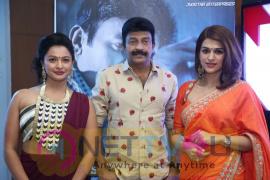 PSV Garuda Vega Success Meet Photos Telugu Gallery