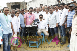 Sapthagiri LLB Movie Working Stills