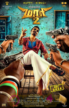 Maari 2 Movie Posters Tamil Gallery