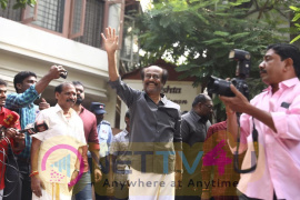 Superstar Rajinikanth Diwali Wishes To Fans Pics Tamil Gallery