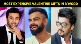 Top 10 Most Expensive Valentine Gifts In Bollywood