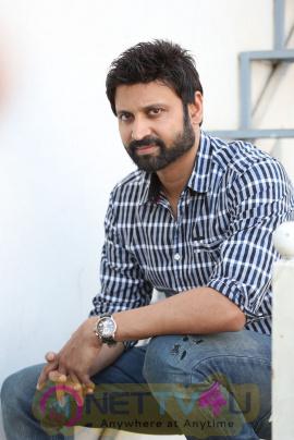 Actor Sumanth Interview Stills Telugu Gallery