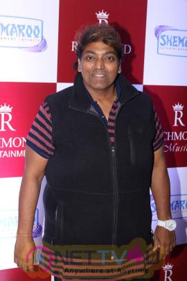 Grand Launch Of Music Album Feelings With Sachin Pilgaonkar & Vishwas Patil Stills