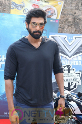 Rana Daggubati Promotes The Ghazi Attack Photos Hindi Gallery