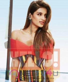 Nidhhi Agerwal For HELLO Photoshoot Hindi Gallery