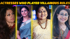 Top 10 Actresses Who Played Villainous Roles in Malayalam