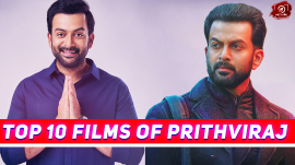 Top 10 Films Of Prithviraj