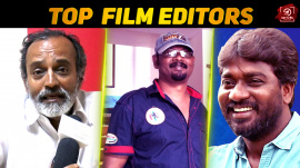 Top 10 Malayalam Film Editors