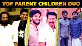 Top 10 Parent-Children Duo In Malayalam Film Industry