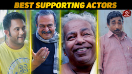 Top 10 Supporting Actors In Malayalam Film.