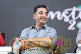 Kamal Haasan Addressing The Students At SSN College In Chennai Images Tamil Gallery