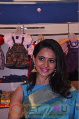 Rakul Preet Launches South India Shopping Mall At Secunderabad Telugu Gallery