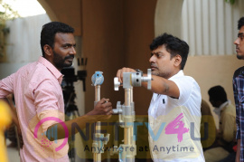 Shvedh Production No2 Movie Working Pics