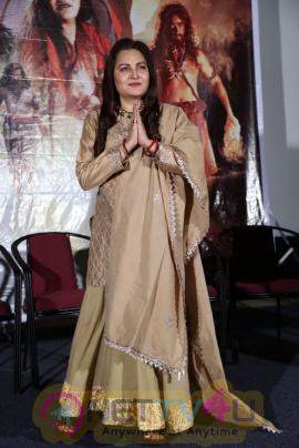 Sharabha Movie Press Meet Photos