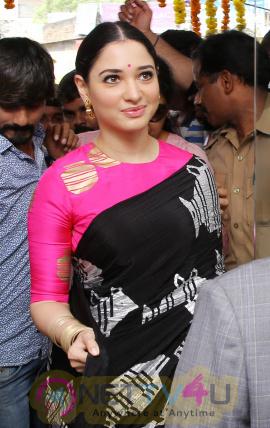 Tamanna Launch B New Mobile Store At Proddatur Pics Telugu Gallery