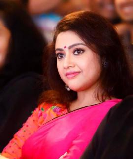Actress Meena Precious Pics
