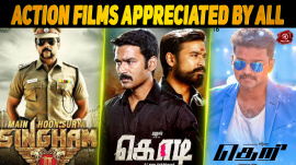 Top 10 Best Tamil Action Films Appreciated By All